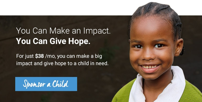 Make an Impact – Sponsor a Child