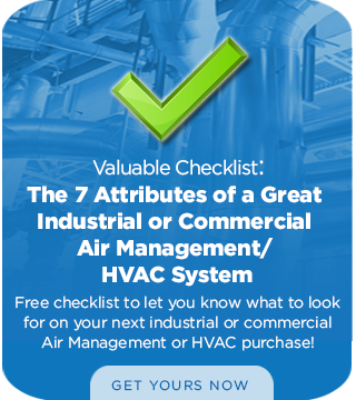 Download The 7 Attributes of a Great Industrial HVAC System Checklist