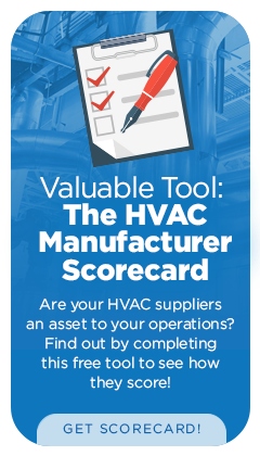 Download the HVAC Scorecard