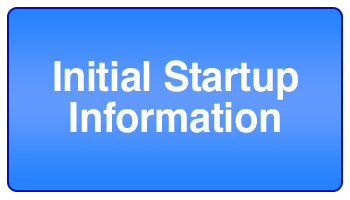 Initial Startup Information
