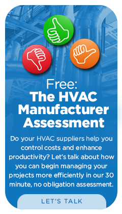 Free HVAC Manufacturer Assessment