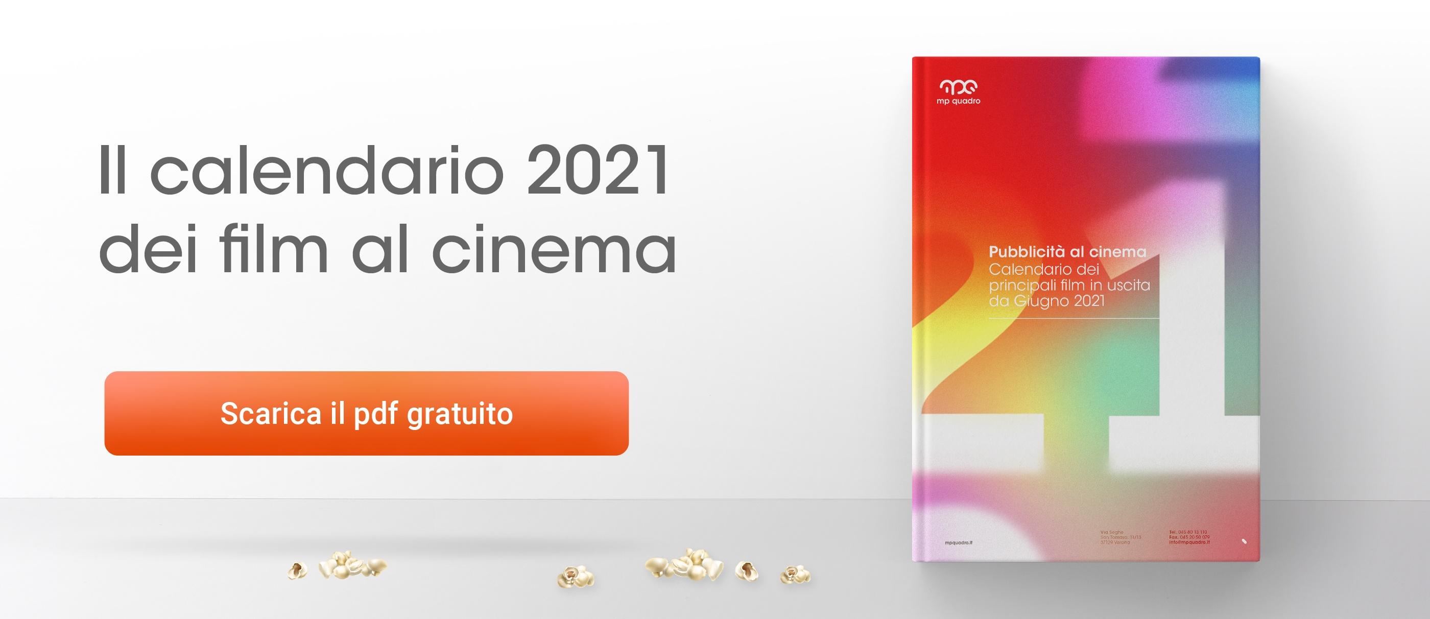 Scarica il calendario cinema 2021