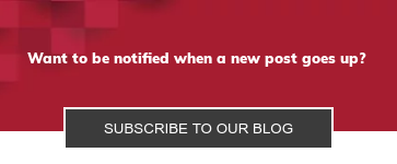 Want to be notified when a new post goes up?  Subscribe to our Blog