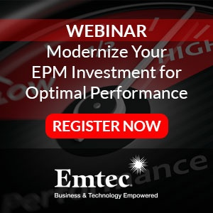 Register for our EPM Webinar