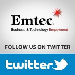 Follow Emtec On Twitter