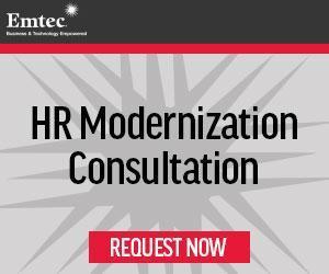 Request Your HR Modernization Consultation