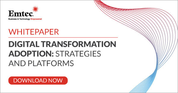 Digital Transformation Adoption Strategies Platforms