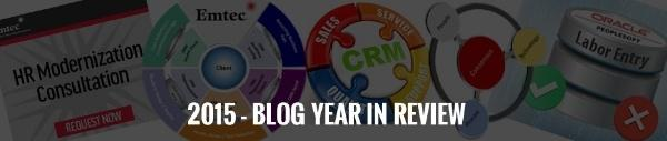 2015 Emtec Blog Year In Review Subscribe for Insights