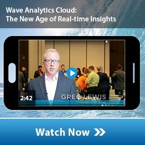 Wave Analytics Cloud: The New Age of Real-Time Insights