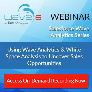 Wave6 on Wave Analytics Webinar On Demand