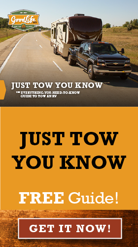RV towing guide