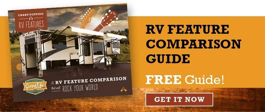 Good Life RV - RV Features Guide - Iowa RVs