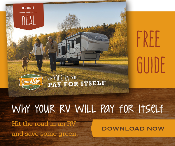 The cost of RV living vs. family vacations