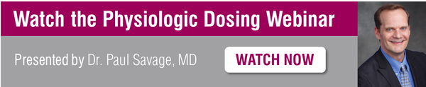 Watch Physiologic Dosing Webinar