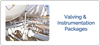 Valving & Instrumentation  Packages