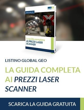 scarica la guida gratuita ai prezzi laser scanner