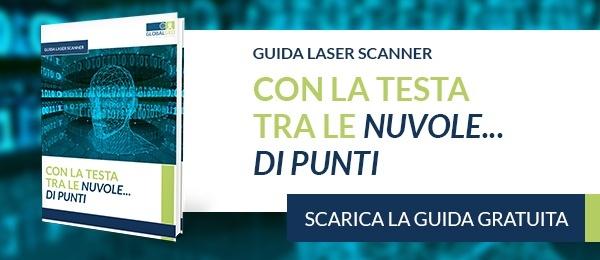 scarica la guida gratuita sul laser scanner