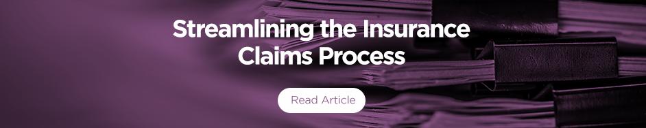 Streamlining the Insurance Claims Process Sonin App Development
