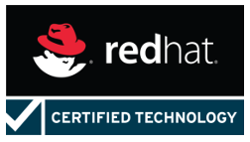 Red Hat Certified Technology Partner