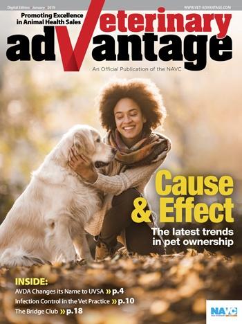 Digital Edition January 2019 Vet-Advantage Magazine