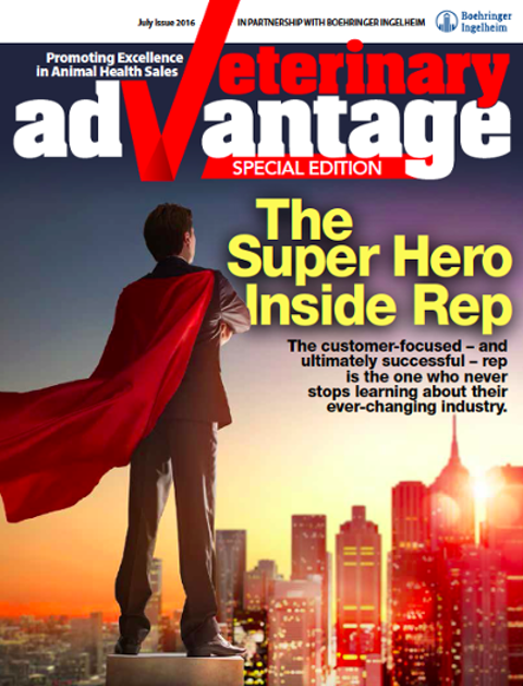 The Super Hero Inside Rep: The customer-focused – and ultimately successful – rep is the one who never stops learning about their industry.