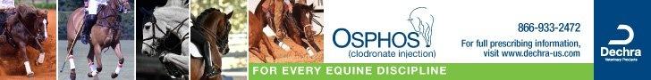 Osphos - For Every Equine Discipline