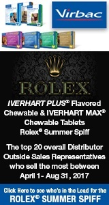 Click Here to see who's in the lead for the Rolex Summer Spiff