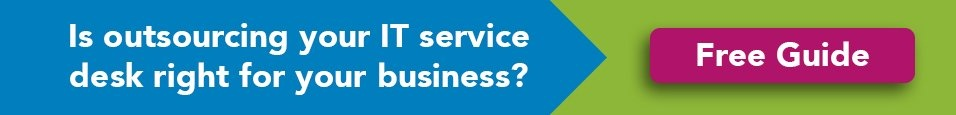 Is outsourcing your service desk right