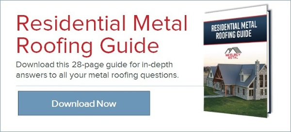 Download the Residential Metal Roofing Guide