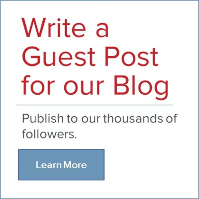 Write a Guest Post for our Blog