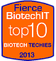 Jae Chung Named Top 10 Biotech Techie 2013