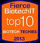 Jae Chung Named Top 10 Biotech Techie 2013