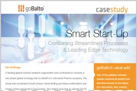 Case Study: Combining Streamlined Processes & Leading Edge Technology