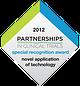 Jae Chung Receives Partnerships in Clinical Trials Award 2012