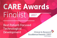 goBalto Named Clinical and Research Excellence Award Finalist 2017