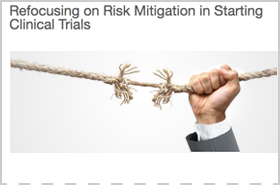 Refocusing on Risk Mitigation in Starting Clinical Trials