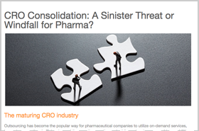 CRO Consolidation: A Sinister Threat or Windfall for Pharma?