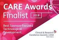 goBalto Named Clinical and Research Excellence Award Finalist 2018