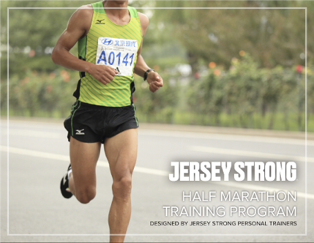 Half Marathon eBook