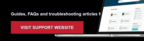 Guides, FAQs and troubleshooting articles for our products. VISIT SUPPORT WEBSITE