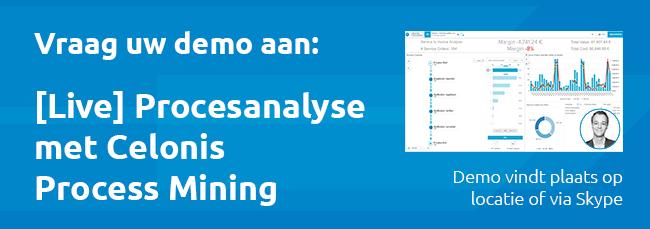Live Demo: Procesanalyse met Celonis Process Mining
