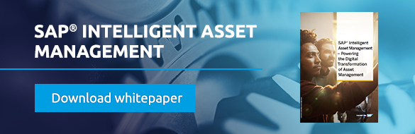 Download whitepaper SAP Intelligent Asset Management