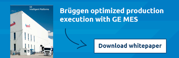 Read how Brüggen optimized their production execution with GE MES software.