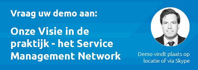 Vraag hier uw demo aan: Service Management Network