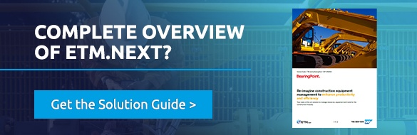 Download the Solution Guide with a complete overview of ETM.next