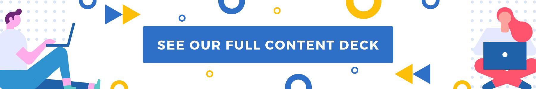 content deck Sociallyin 2021