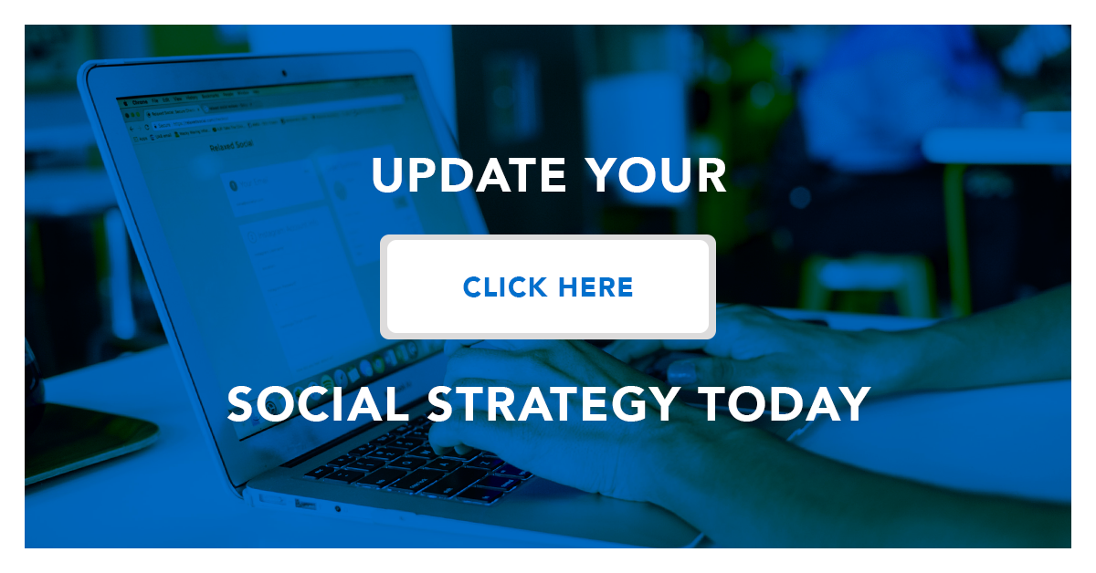 update your social strategy today
