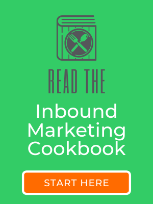 Inbound Foodservice Marketing Cookbook CTA