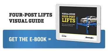 Four-Post Lift Visual Guide