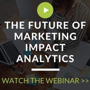 Future of Marketing Impact Analytics Webinar CTA